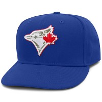 Toronto Blue Jays Stars and Stripes Camouflage Cap 2012
