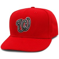 Washington Nationals Stars and Stripes Camouflage Cap 2012