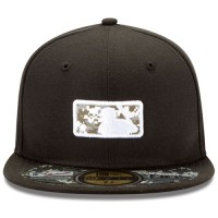 MLB Umpire Stars and Stripes Camouflage Cap 2012