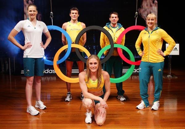 2012 Olympic Uniform Review: Australia