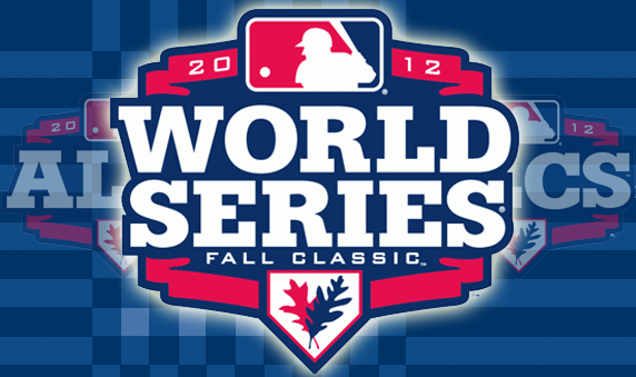 2012 World Series, MLB Postseason Logos Added