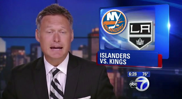 NYC News Confuses Devils with Islanders