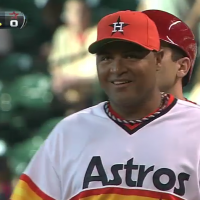 Houston Astros 2012 Throwbacks of 1975-1979 Uniforms