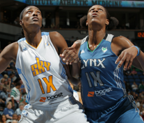 WNBA Title IX uniforms