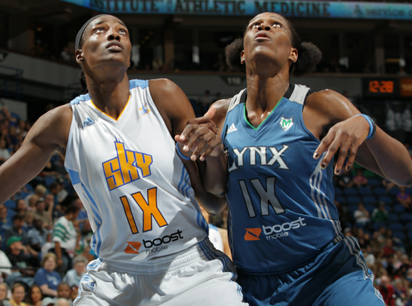 WNBA Uniforms Honour Title IX Anniversary