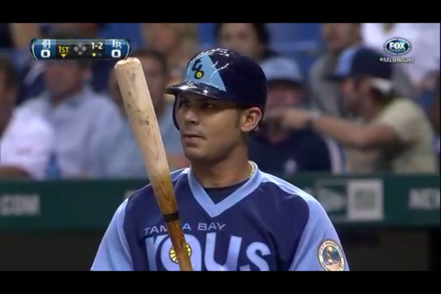 "Tampa Bay Rays Throwback to ""1979"" Tonight, Pics!"