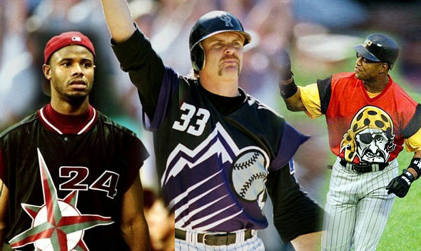 Turn Ahead the Clock Uniforms, MLB's failed idea of the '90s
