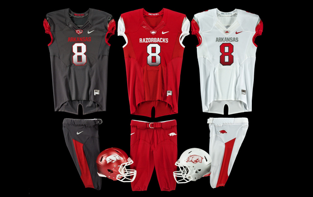 Arkansas Finally Goes Official With Their New Uniforms