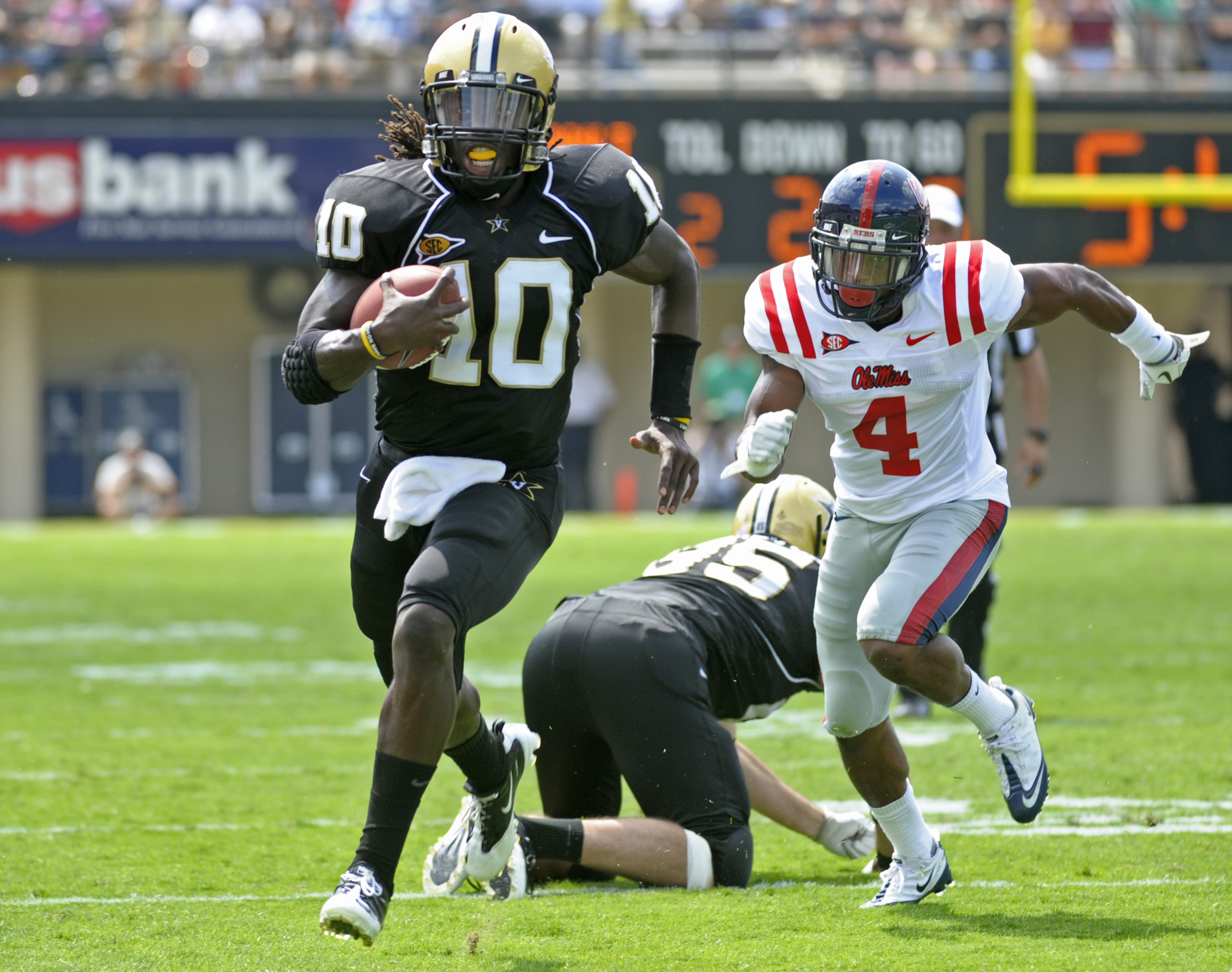 Vanderbilt Football to Announce New Uniforms for 2012 Season