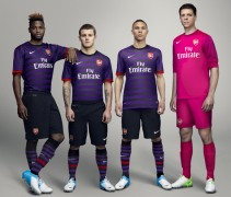 Arsenal new away kit soccer nike