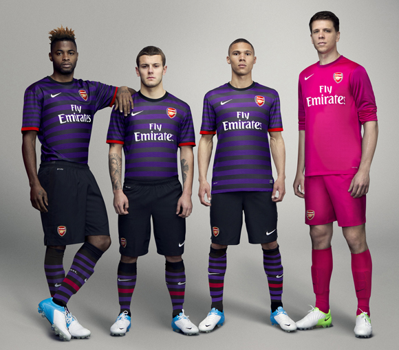 July Big Month for Nike Soccer Kits, Several Announced
