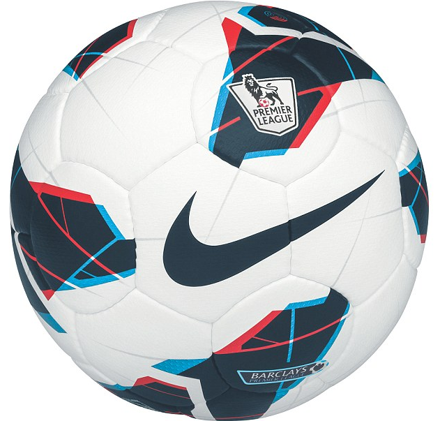 New Nike match ball for Premier League