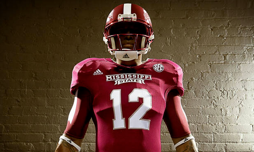 Mississippi State Bulldogs Unveil New Unis For 2012