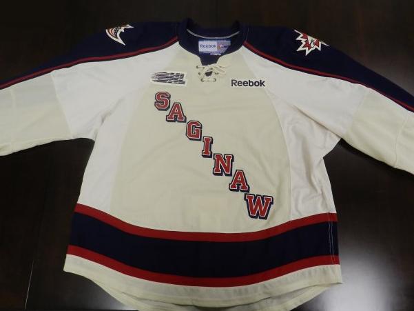OHL's Saginaw Spirit Unveil New Third Jersey