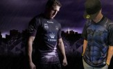 Fresno Grizzlies Dark Knight Rises Batman jerseys Melbourne Storm
