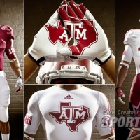 02c08445d07 Texas A M Releases New Adidas Uniforms