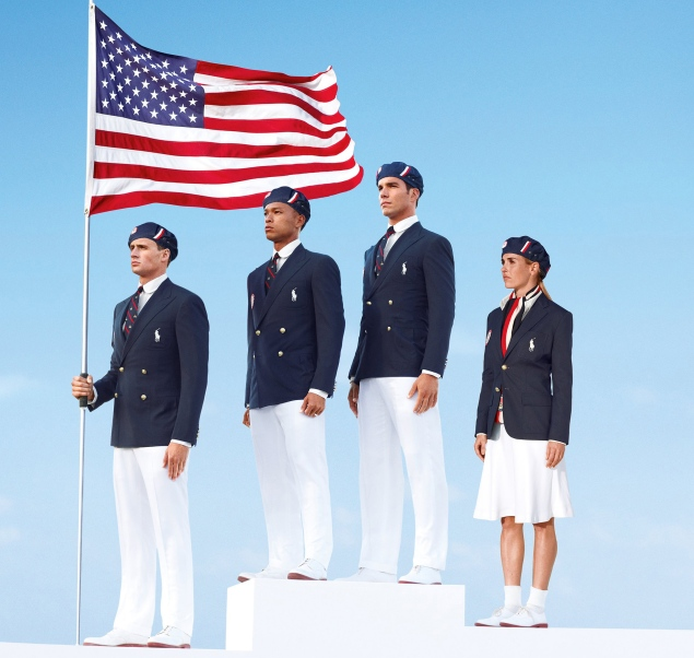 US Olympians to wear double-breasted jackets and navy berets in opening ceremony