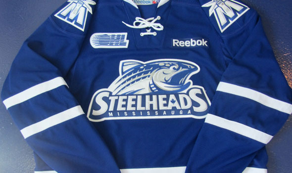 Mississauga Steelheads Go Leafs with New Jerseys