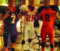 UTEP new uniform orange