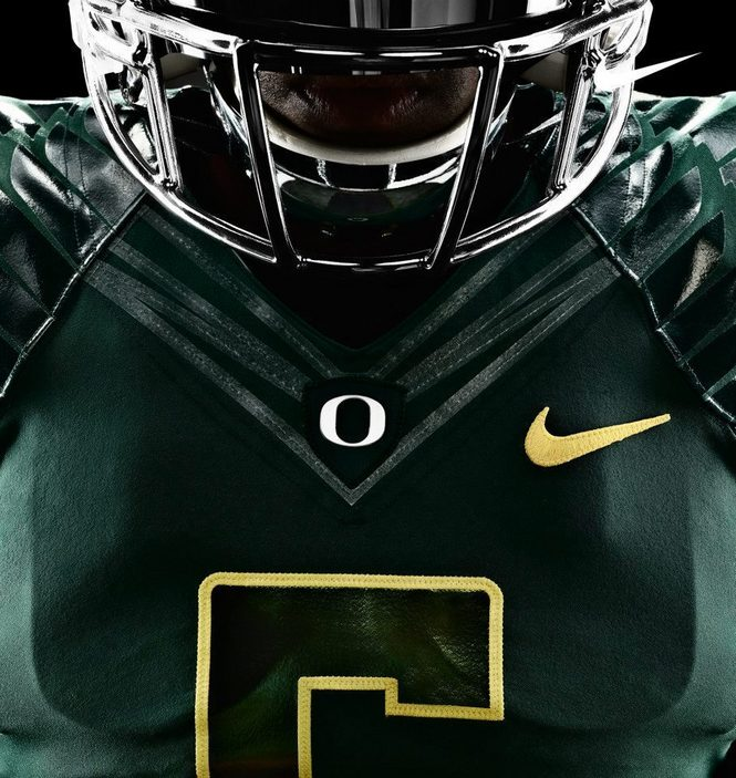 Oregon Does What Oregon Does Best and Announces New Jerseys… Except, They Aren't New