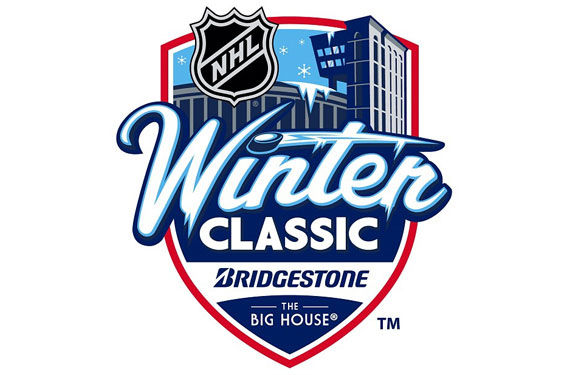 2013 NHL Winter Classic Logo Unveiled