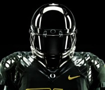 Oregon Ducks 2012 New Uniforms - Rose