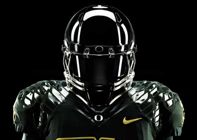 Oregon Ducks Reveal Uniforms For Spring Football Game