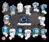 Penn State new uniforms debate history
