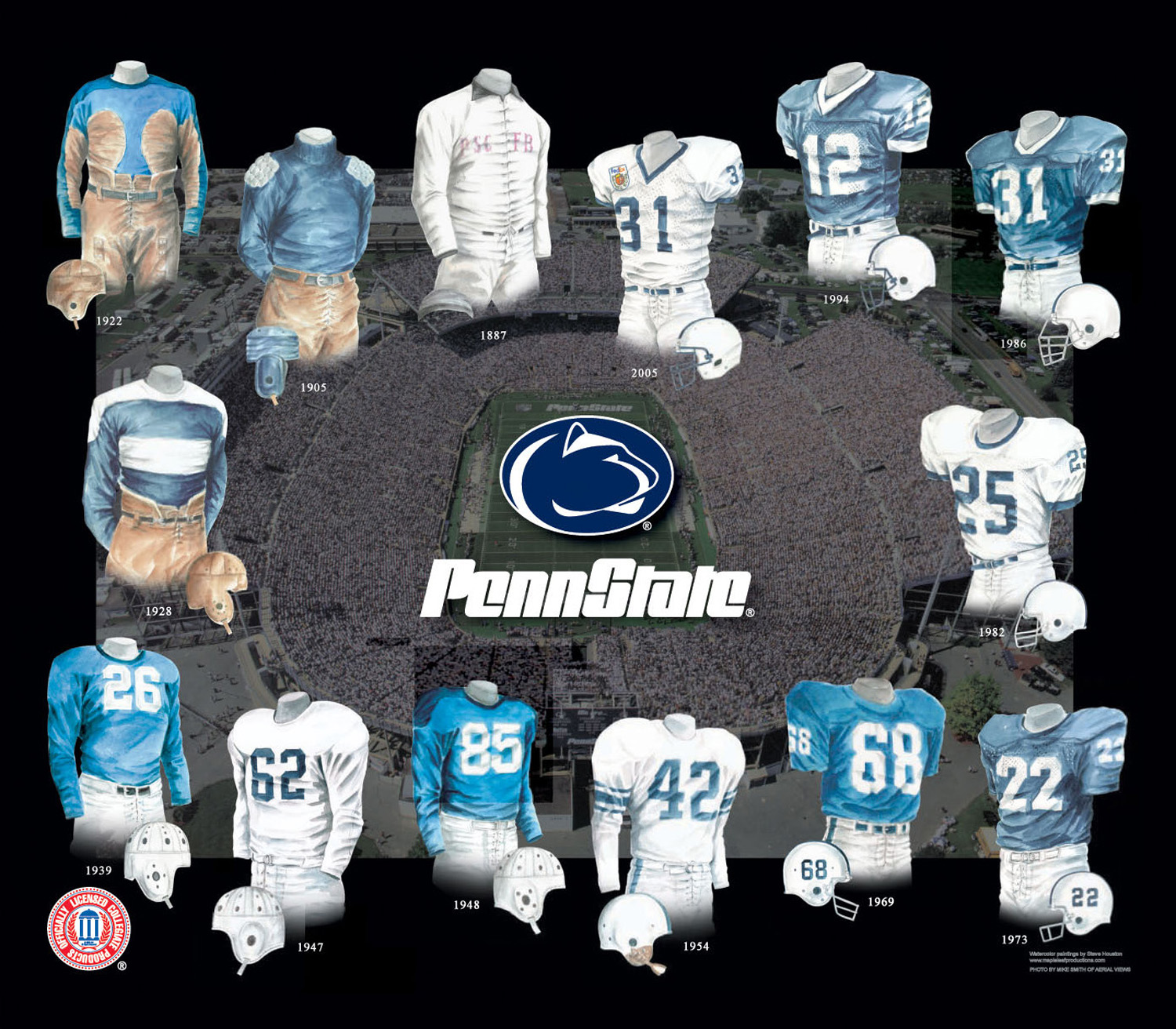 OFFENSE/DEFENCE: JR and Chris Debate the potential for new Penn State Uniforms