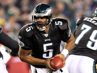 Philadelphia Eagles Bring Back Black Jersey