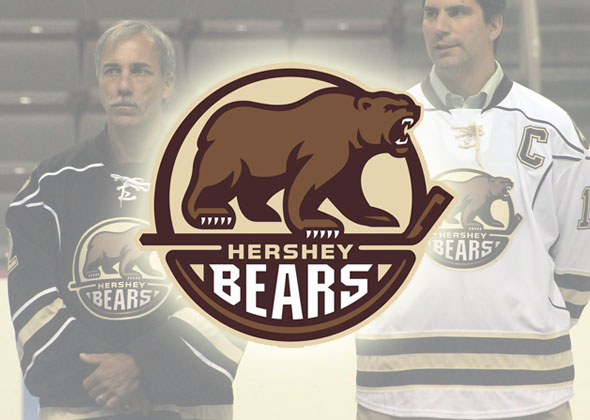 Hershey Bears Honour Past With New Logos, Uniforms