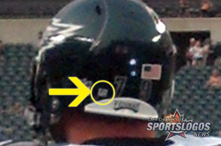 Philadelphia Eagles Honour Garrett Reid with Helmet Decal