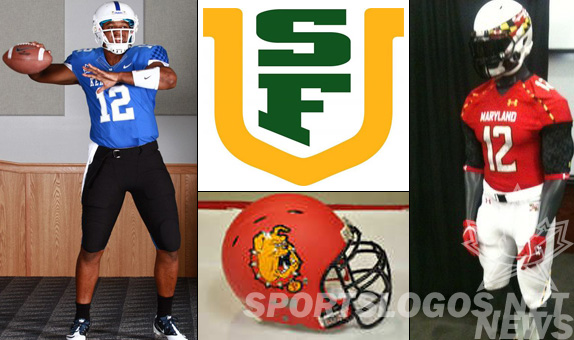 College Uniforms and Logos Reach a Frenzied Pace. Welcome to the Grab Bag, College Edition.