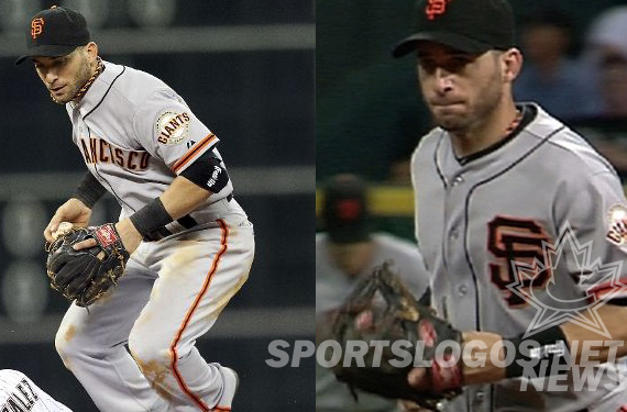 Marco Scutaro Changes Jerseys Mid-Game, and Picks the Wrong One
