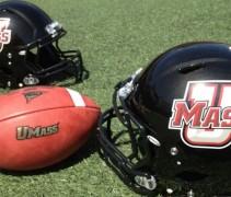 UMass Minutemen New Helmets FBS helmet featured