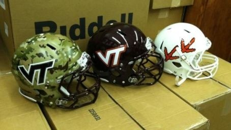 """Virginia Tech Releases a Helmet So Strange, Even the """"Youth"""" Don't Like It"""