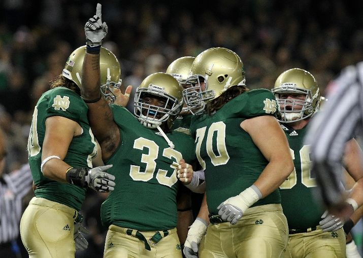 761959aad 2010 Notre Dame 27 Army 3   Yankee Stadium - Simply put these are the best  alternate uniforms we have