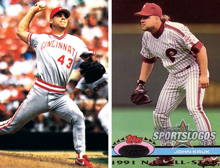 Phillies – Reds to Throwback on Aug. 22