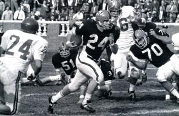 1968 Virginia Cavaliers versus Tulane Frank Quayle