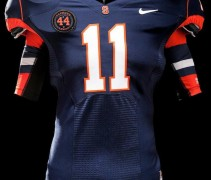 Syracuse Orange The Elmira Express Ernie Davis special jerseys - jersey