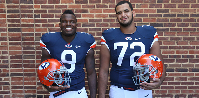 Virginia Cavaliers to Honor 1968 Team with Throwback Uniforms Sept 29th