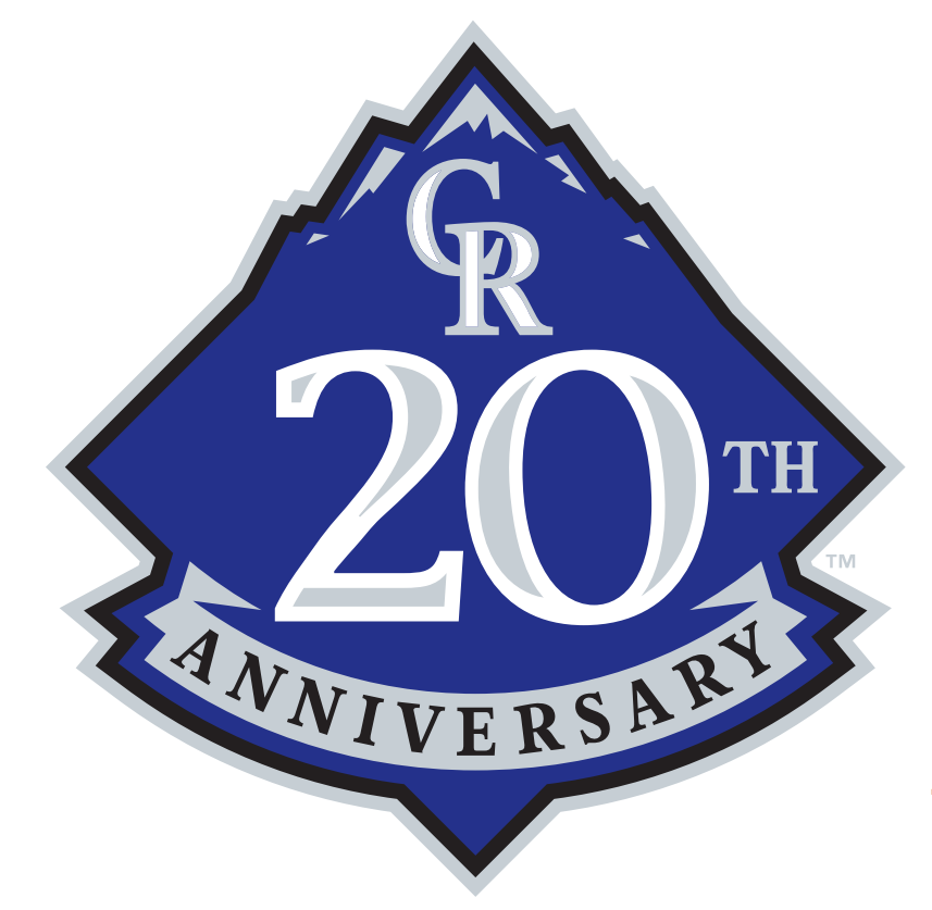 Colorado Rockies to Celebrate 20th Anniversary in 2013