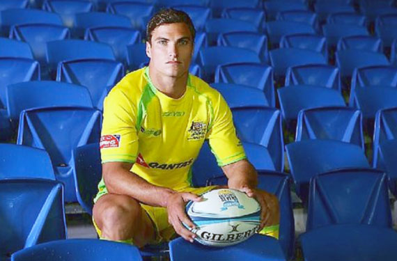 New Aussie Rugby Kit Prefers Lemon to Lime