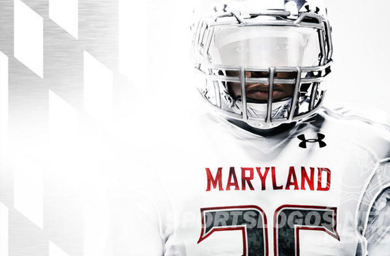 Maryland Football To White-Out Versus WVU, With New Design Uniforms