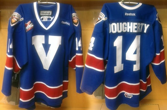 Vancouver Giants Unveil Canucks Tribute Jersey