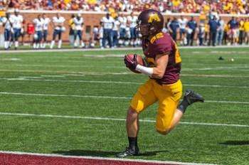 SportsLogos.Net Best/Worst 2012 college football NCAA best uniform - Minnesota