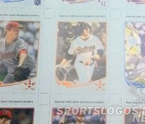 Topps leak from earlier today shows the new Astros logo on their 2013 baseball cards