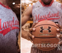 Maryland Terrapins basketball uniform special grey gray kentucky wildcats brooklyn dodgers - feature