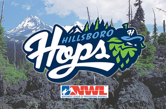 Hillsboro Hops Introduce the Next Great Minor League Logo