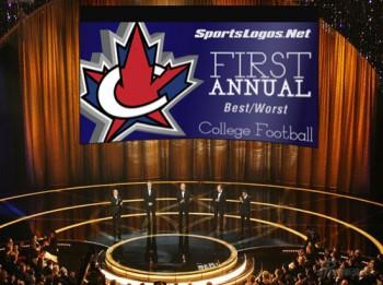 SportsLogos.Net Best/Worst 2012 college football NCAA worst uniform best uniform awards